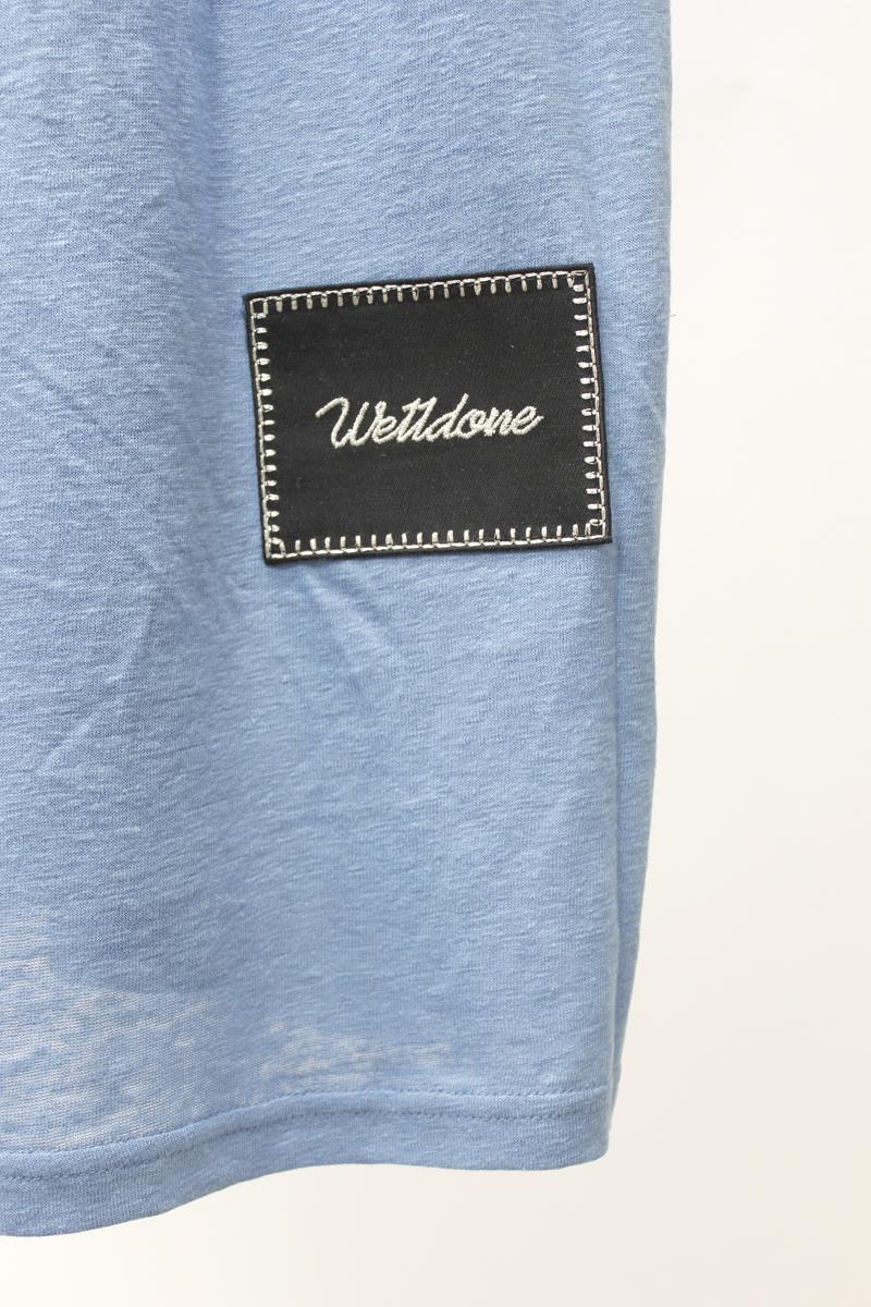 WE11DONE ガールロングTシャツ【21SS】