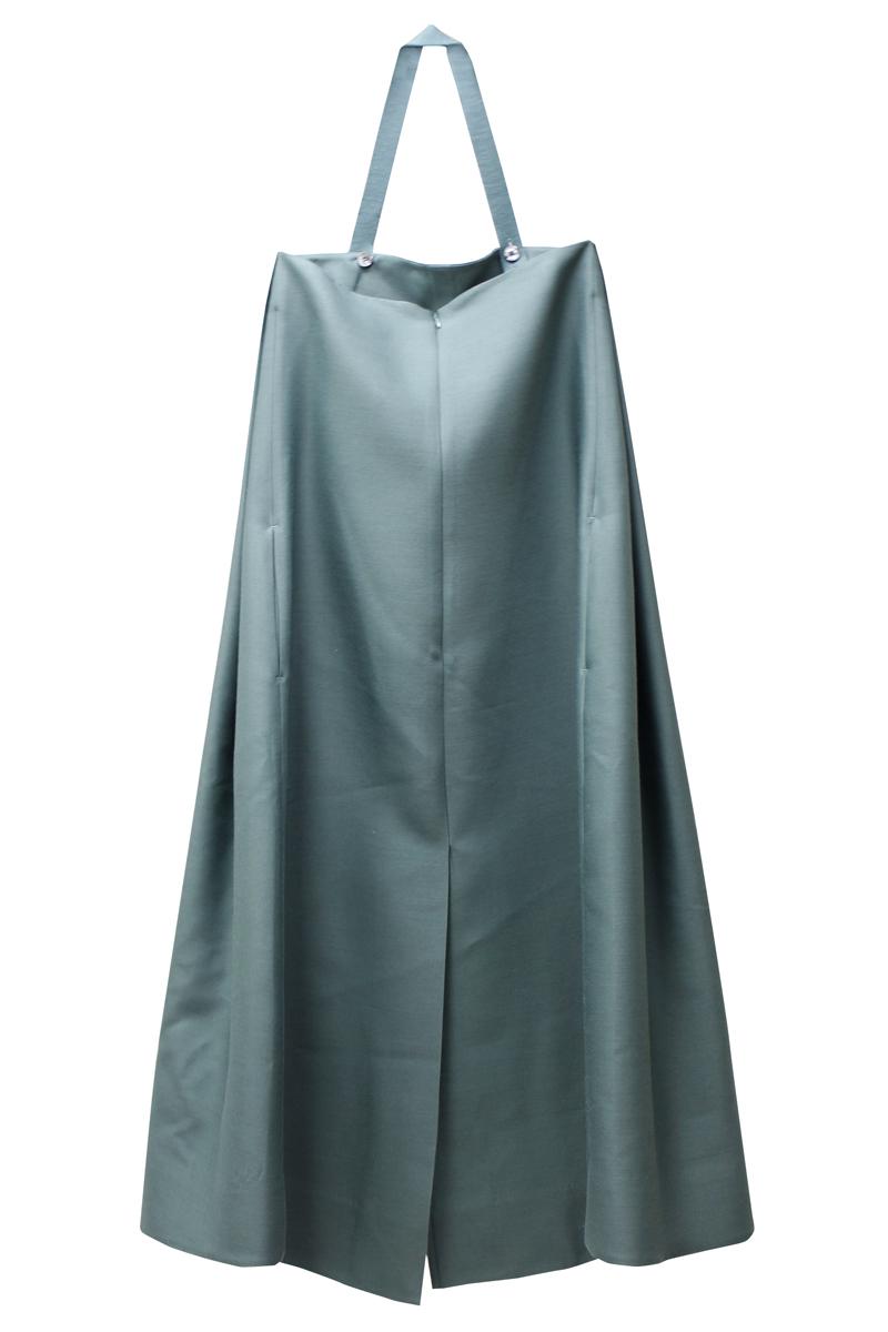 WE11DONE スリットロングドレス【21SS】