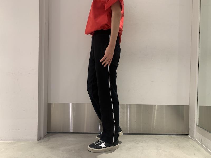 WE11DONE フロントロゴTシャツ【21SS】