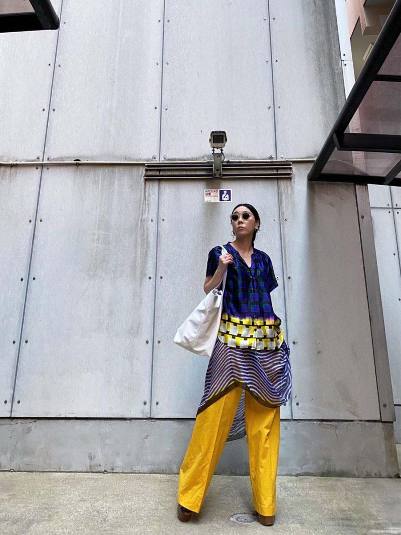 DRIES VAN NOTEN FOMAスカーフ【21SS】