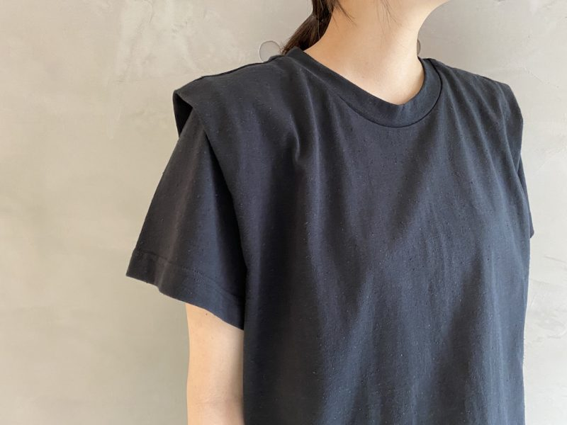 kolor レイヤードステンカラーコート(MEN) 【21SS】