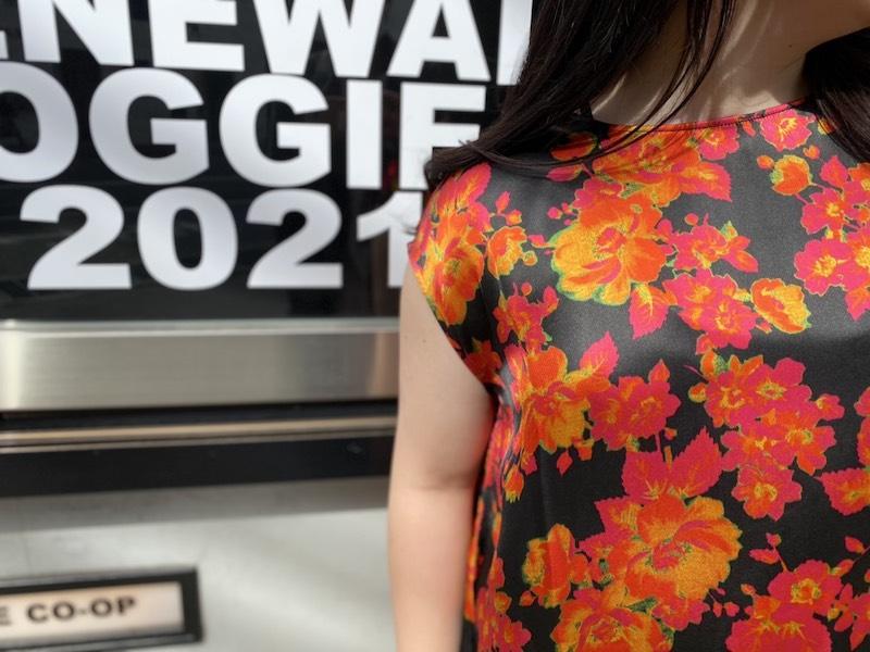 VETEMENTS フラワーサマードレス【21SS】