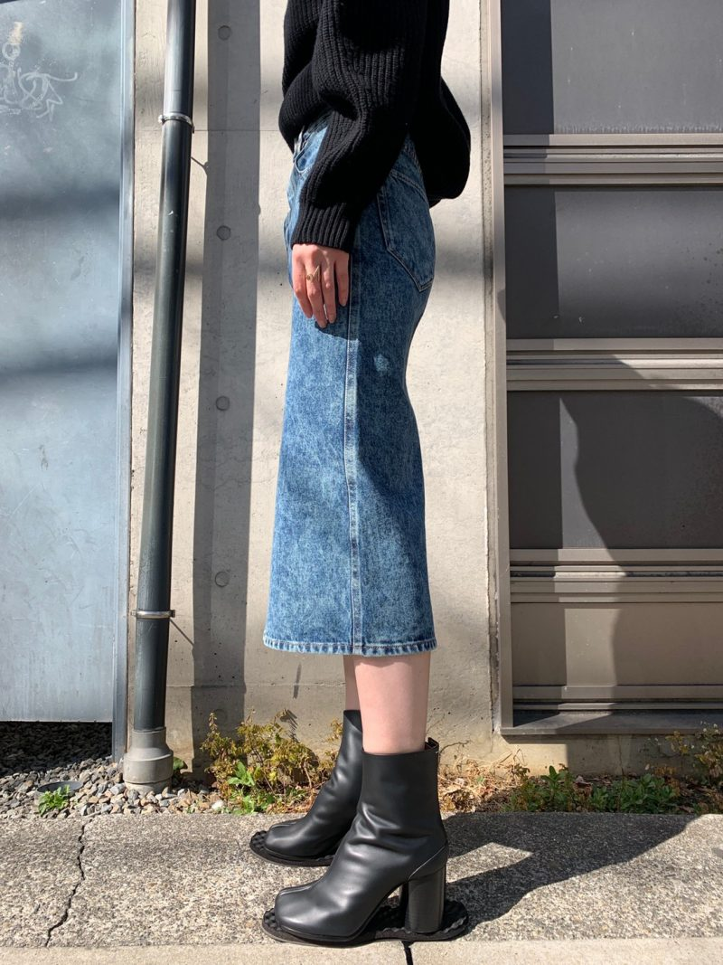 ISABEL MARANT ETOILE デニムスカート【21SS】