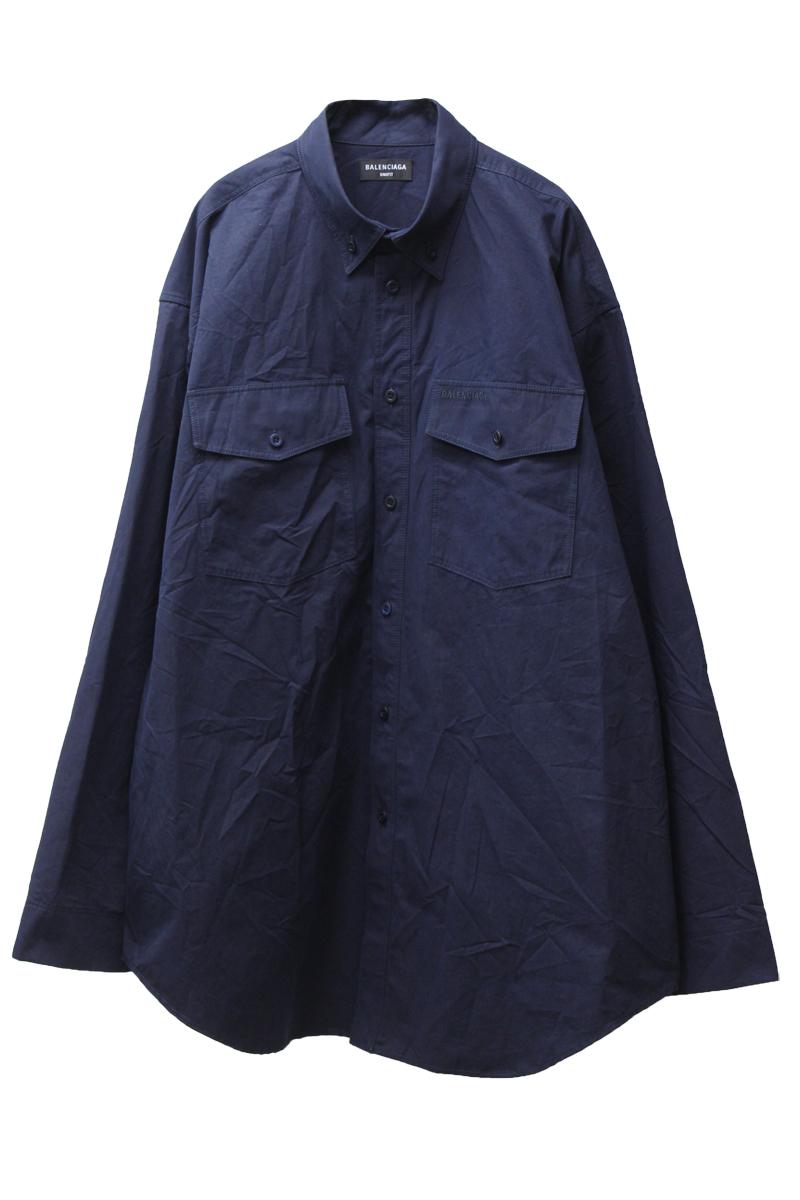 BALENCIAGA オーバーサイズシャツ 【21SS】