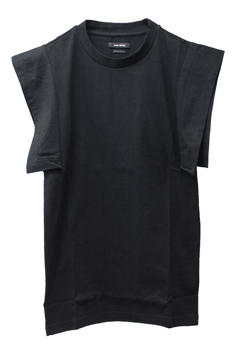 ISABEL MARANT ノースリーブTシャツ【21SS】