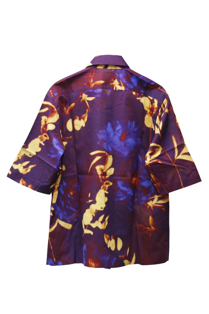 DRIES VAN NOTEN CAKOOL BISシャツ【21SS】