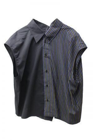 MM6 MAISON MARGIELA ノースリーブシャツ【21SS】