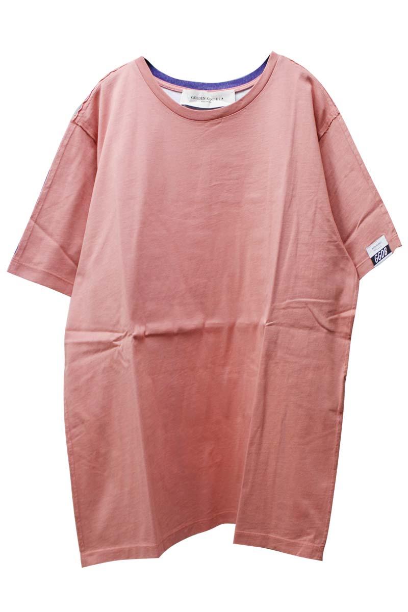 GOLDEN GOOSE DELUXE BRAND バックプリントTシャツ【21SS】