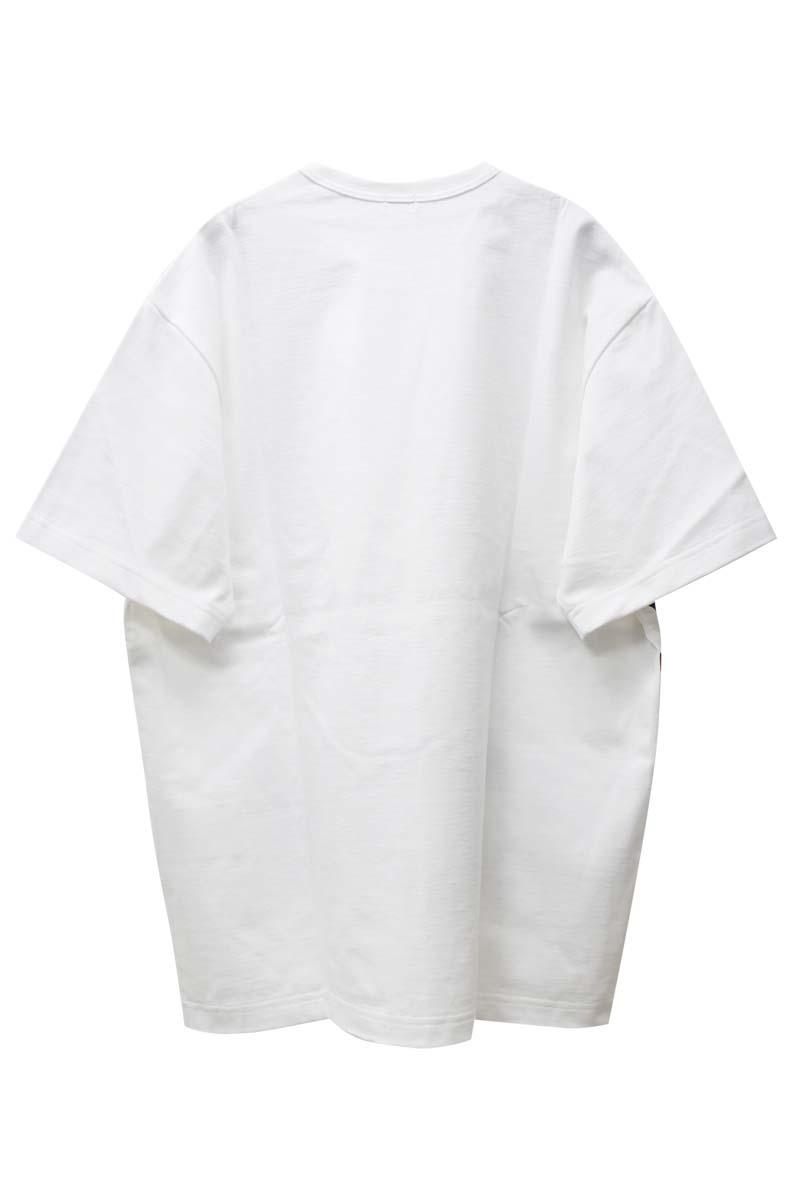 Kolor BEACON ロゴプリントTシャツ【21SS】
