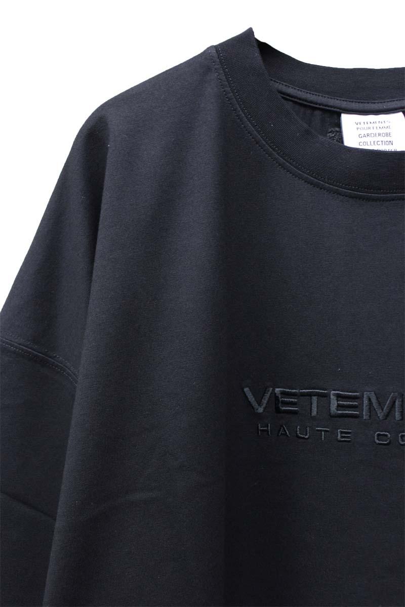 VETEMENTS Tシャツロングワンピース【21SS】
