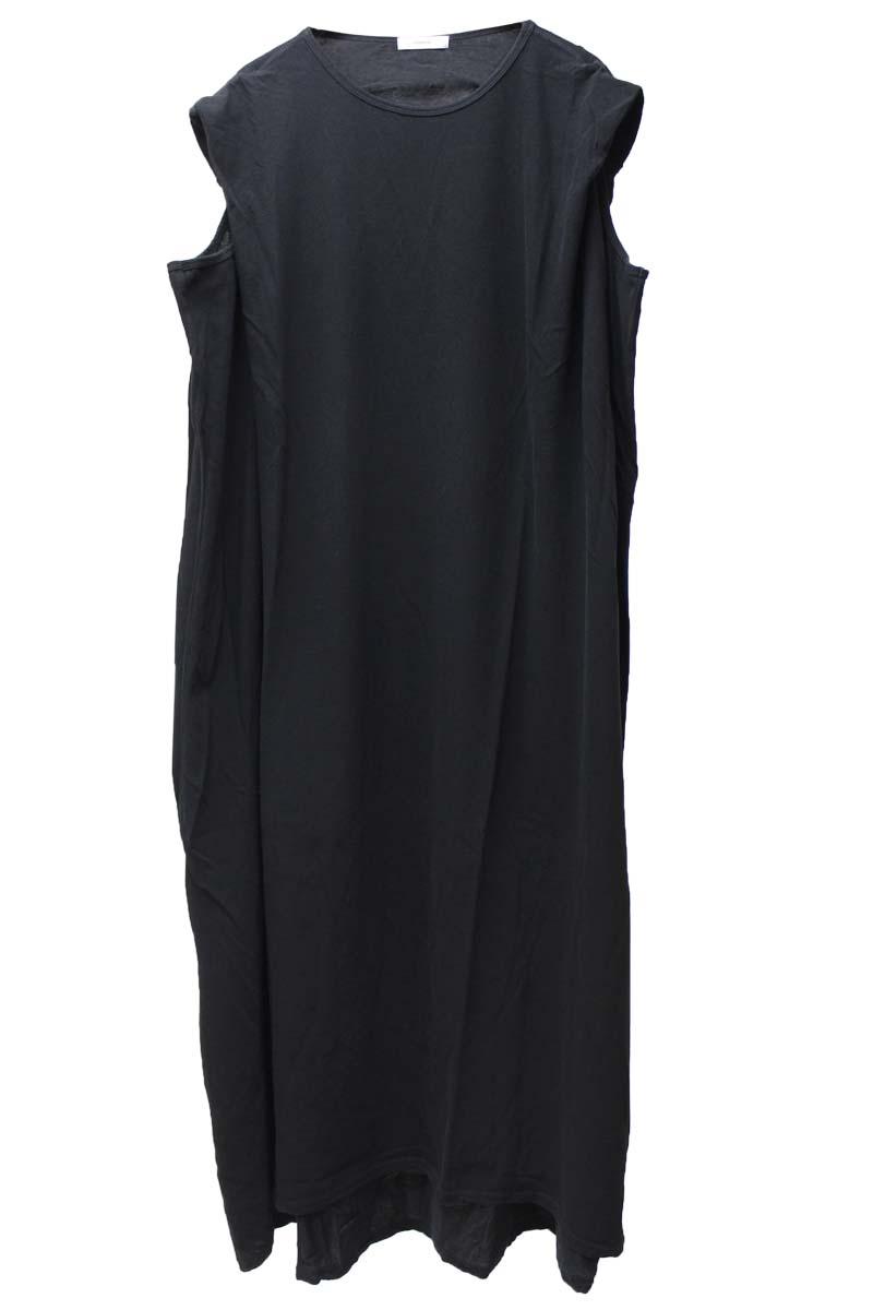 FEMMENT タックショルダーロングドレス【21SS】