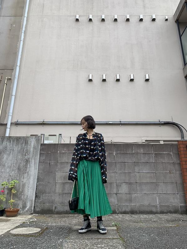 MARNI プリーツスカート【21SS】