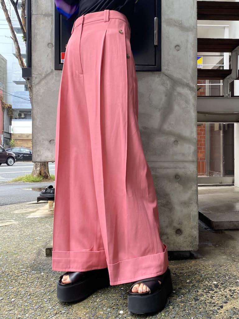 MARNI レザーサンダル【21SS】