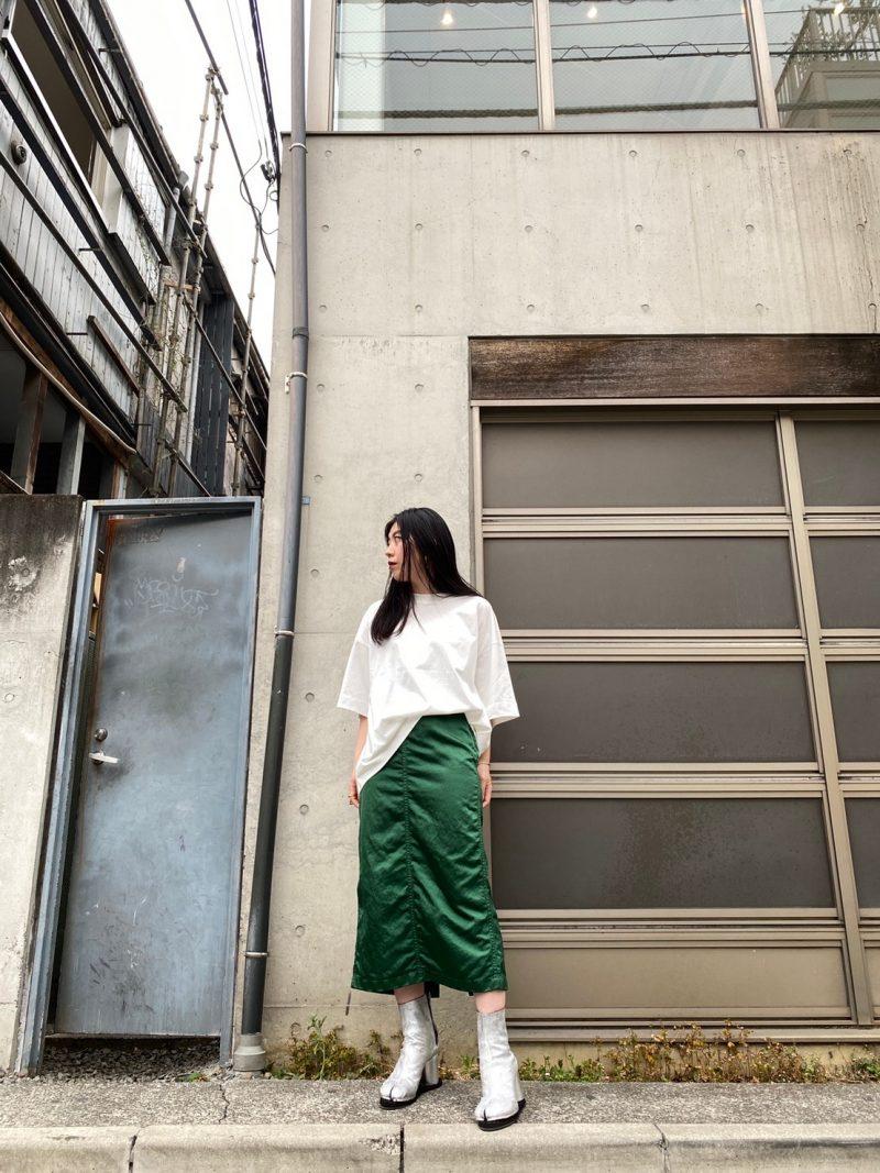DRIES VAN NOTEN 【40%OFF】SHEELAM BISスカート