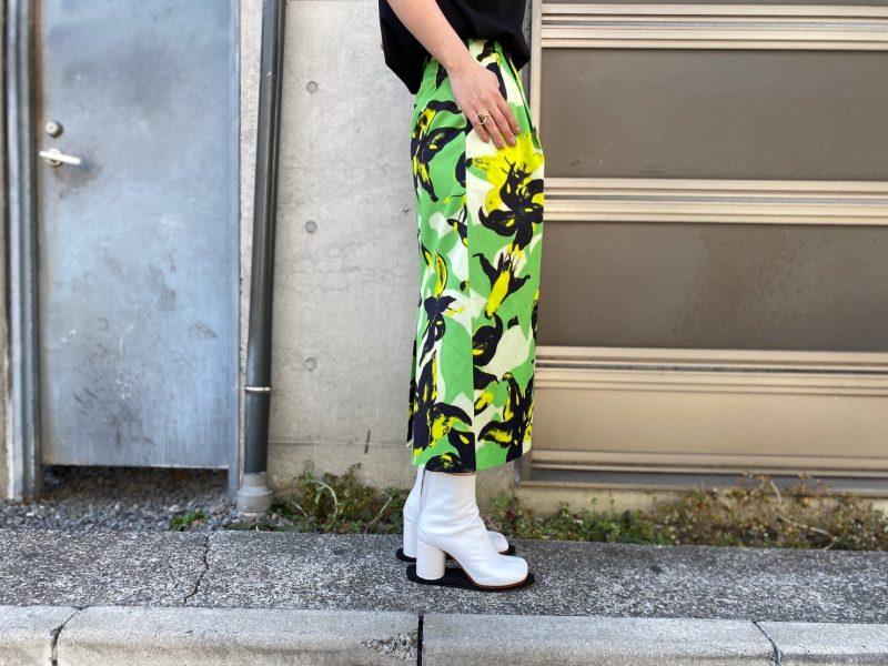 DRIES VAN NOTEN SOMATAスカート【21SS】