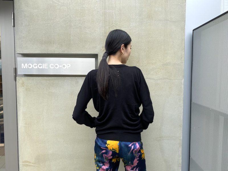 MAISON MARGIELA 変形Vネックカーディガン【21SS】