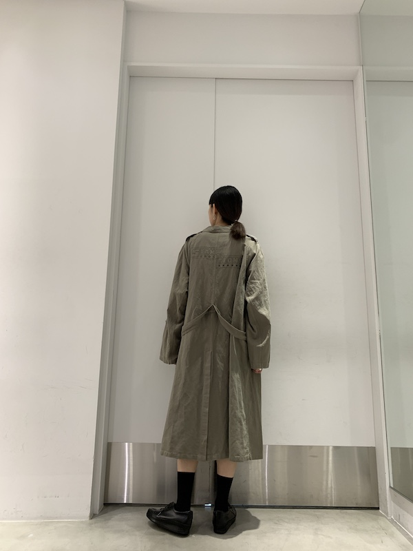 STAND ALONE ロングコート