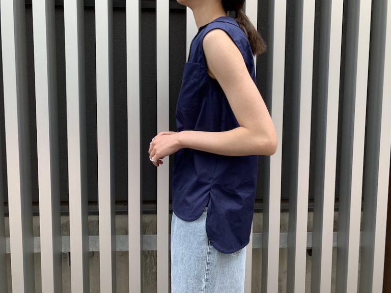 MARNI ノースリーブシャツ【21SS】