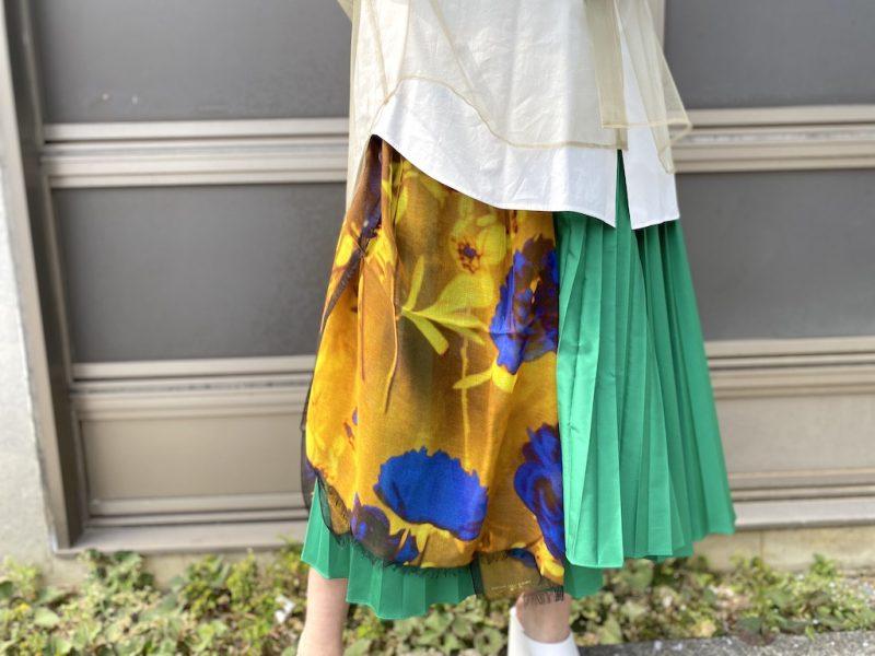 DRIES VAN NOTEN 【40%OFF】FLORESCENCEスカーフ