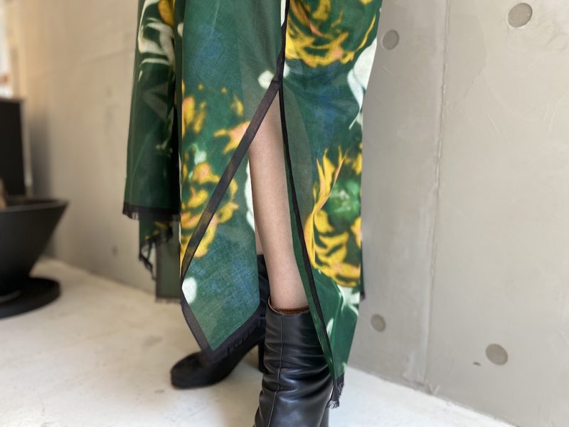 DRIES VAN NOTEN CARTLANDシャツ【21SS】