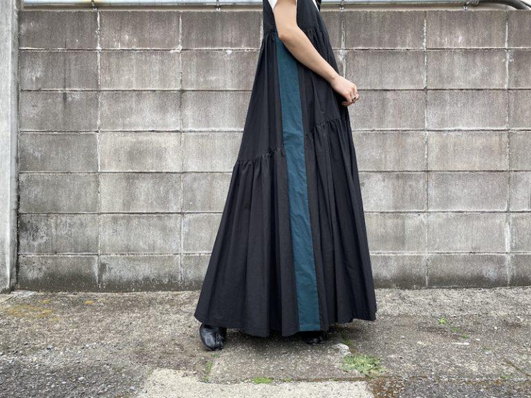 MEKKI Crinkleドレス【21SS】