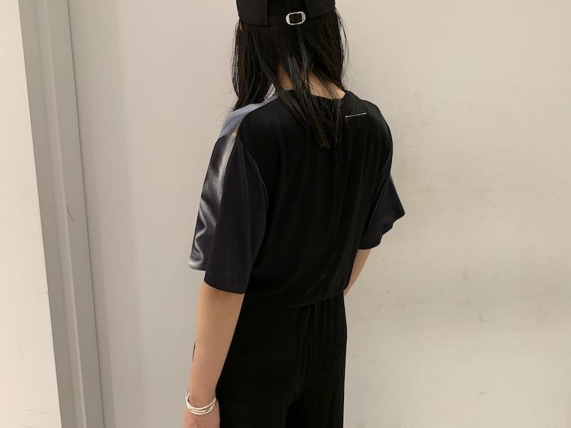 MM6 MAISON MARGIELA プリントオールインワン【21SS】
