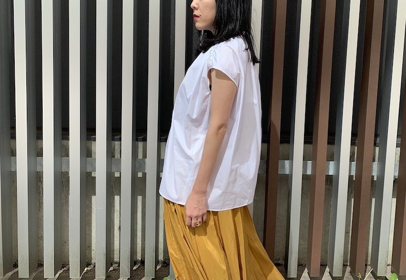 MARNI ギャザーブラウス【21SS】