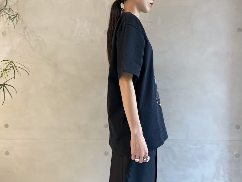 Kolor BEACON プリントTシャツ