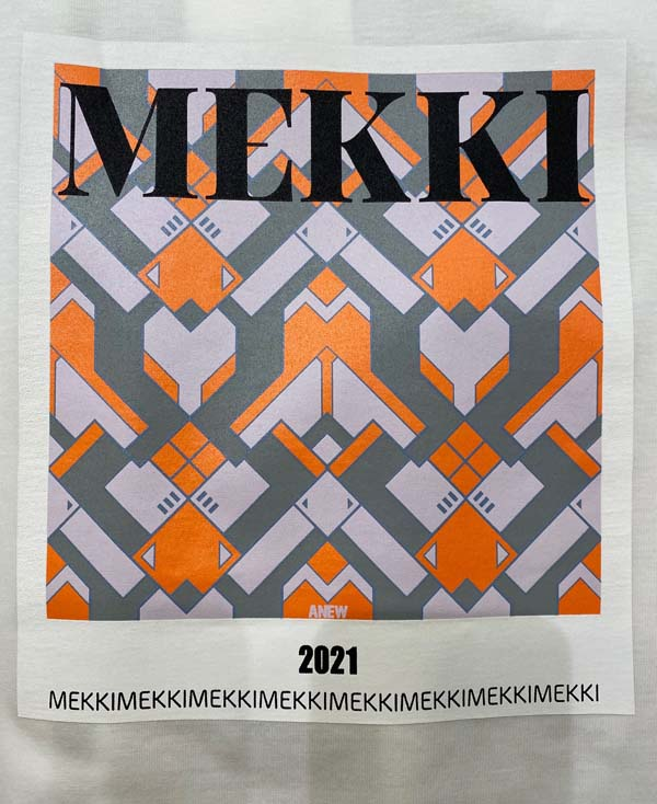 "MEKKI "" 待望のnew brand入荷❤️"