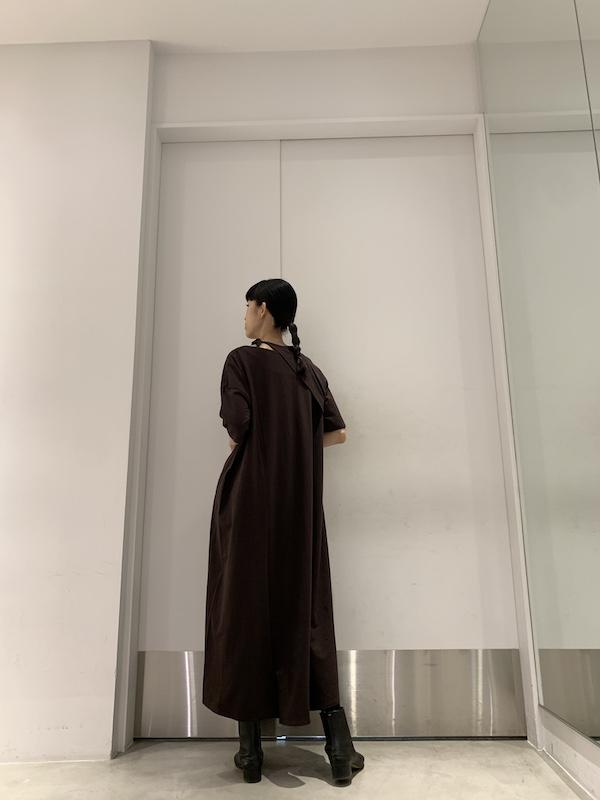 FEMMENT レイヤードスリーブドレス