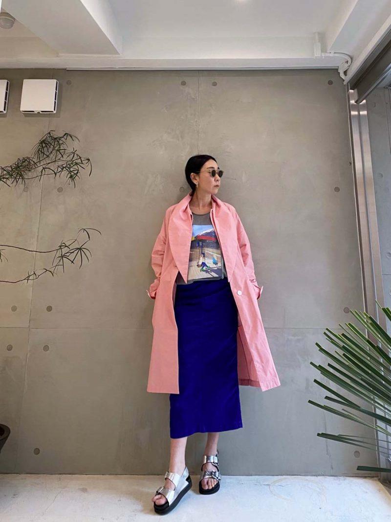 DRIES VAN NOTEN SHEELAM BISスカート【21SS】