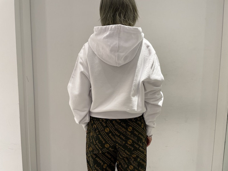 08 SIRCUS Flower ripple Iawnドレス【21SS】
