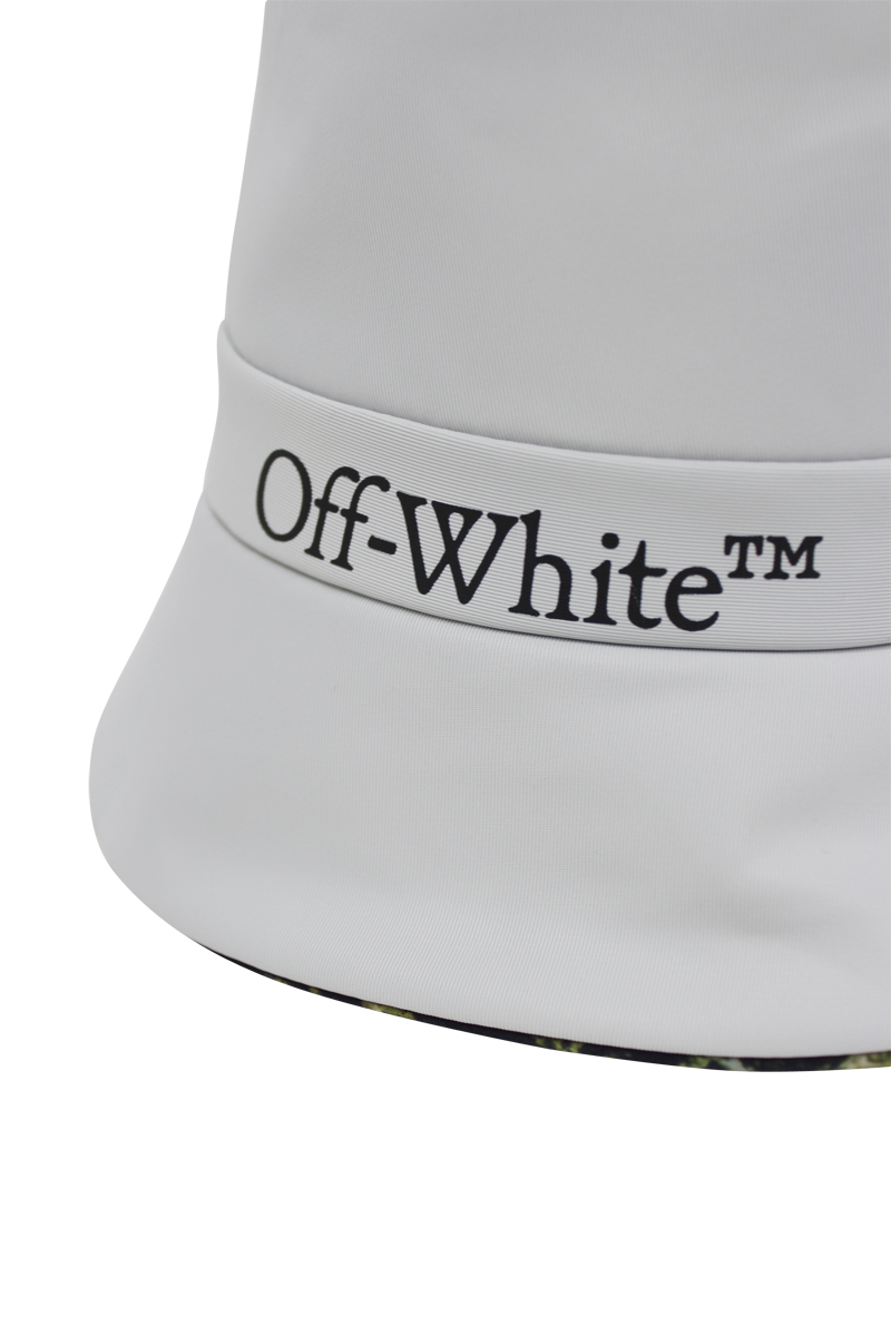 OFF-WHITE LOGO CDC RAIN ハット 【21SS】