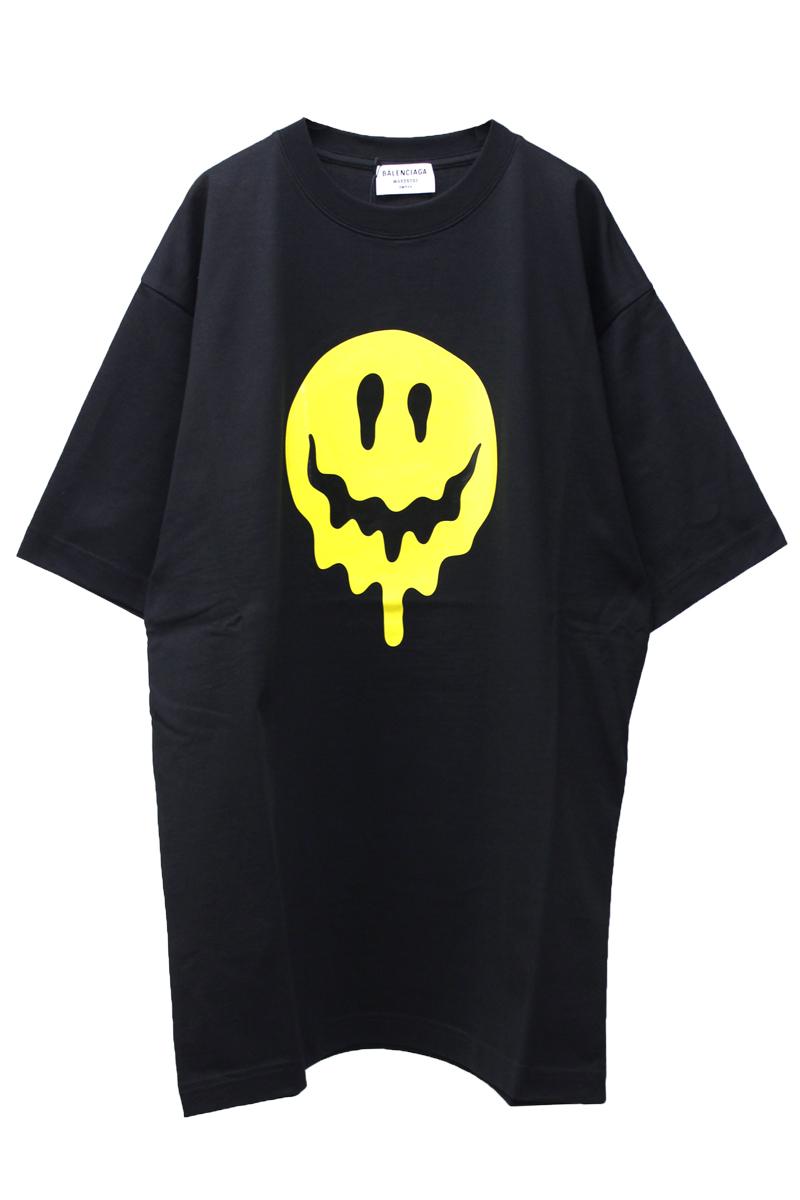 BALENCIAGA Large Fit Tシャツ【21SS】