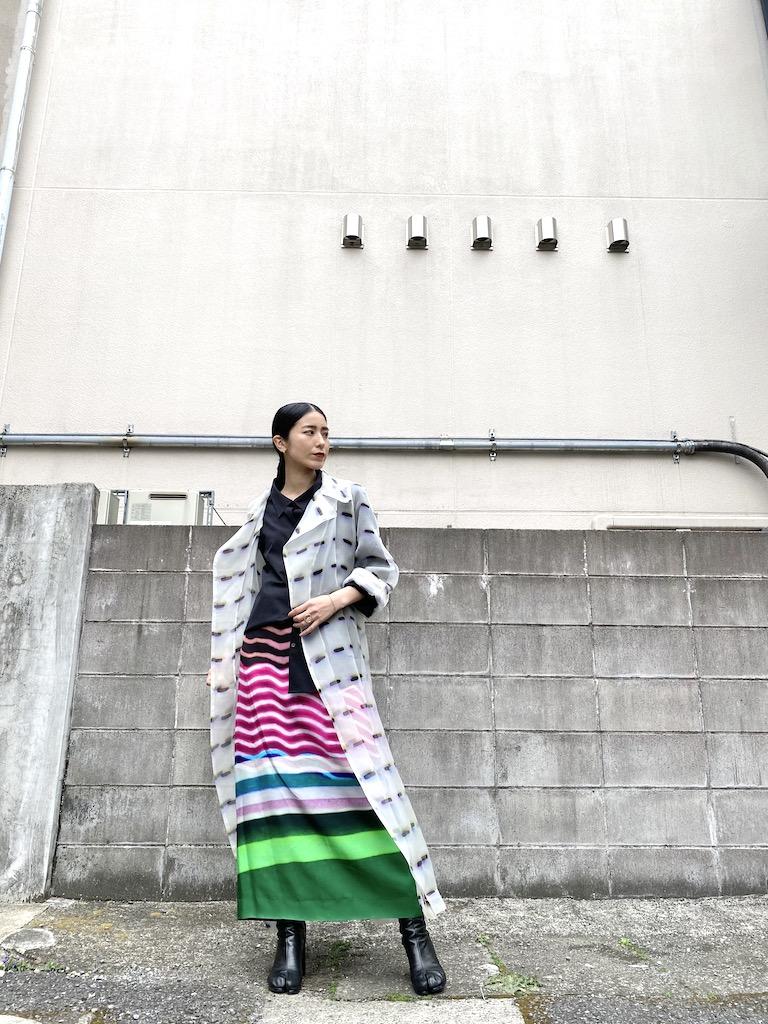 DRIES VAN NOTEN STAN LONG スカート【21SS】