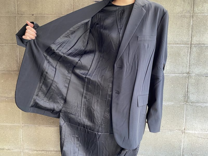 BALENCIAGA テーラードドレス【21SS】