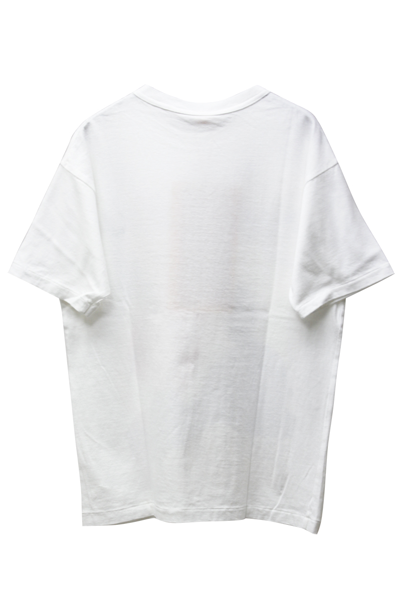 MAISON EUREKA HANDPAPER COLLAGE Tシャツ