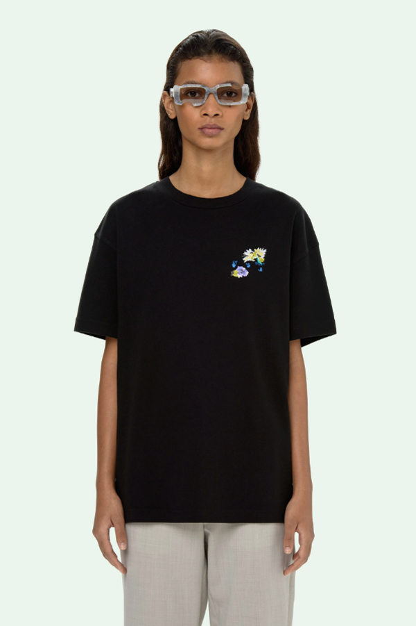 OFF-WHITE 【40%OFF】CHECK ARROWS Tシャツ