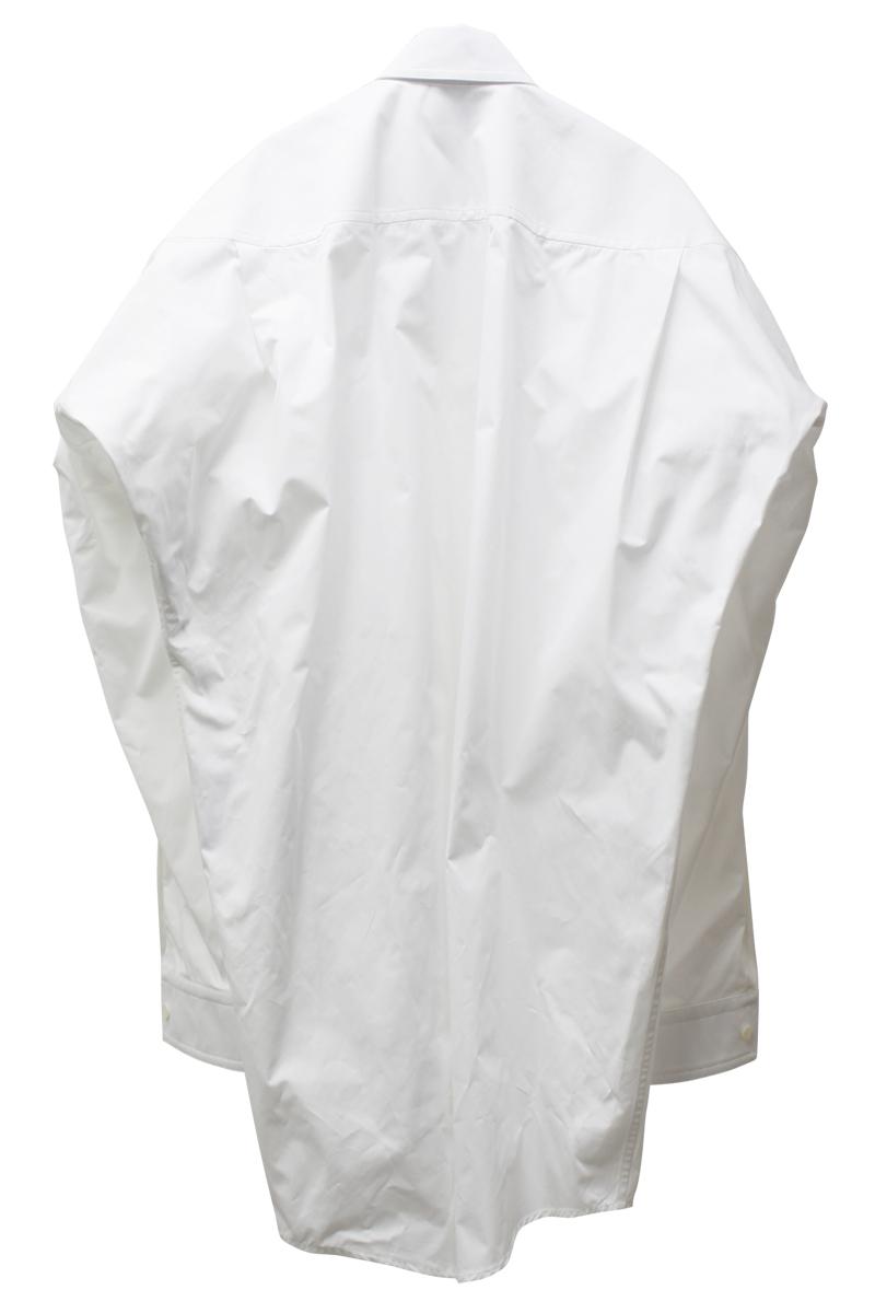BALENCIAGA Steroidシャツドレス