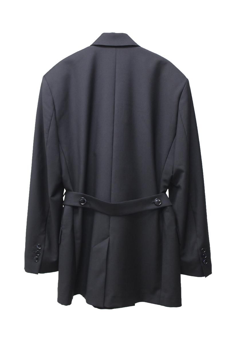 Acne Studios 【40%OFF】ウエストベルトジャケット