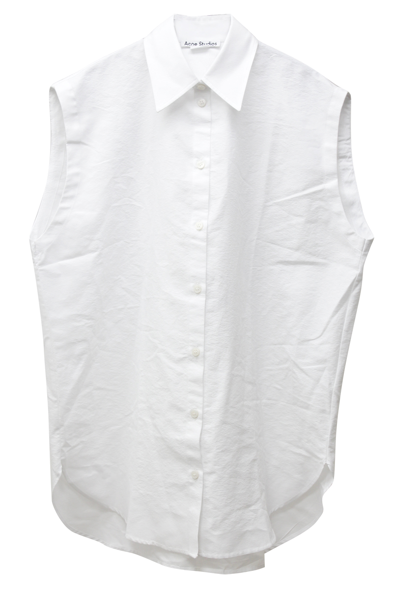 Acne Studios 【40%OFF】ノースリーブシャツ