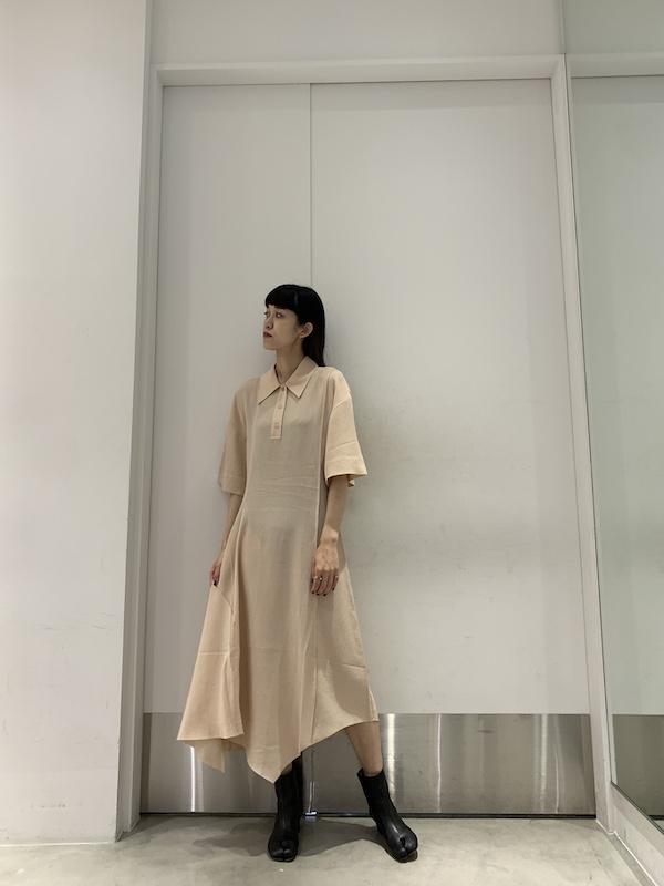 Acne Studios 【40%OFF】半袖シャツワンピース