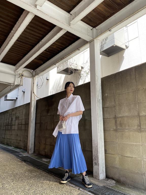 MM6 MAISON MARGIELA プリーツスカート