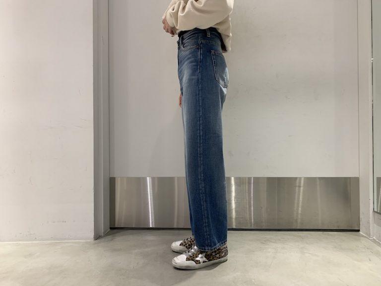Acne Studios 【30%OFF】ウォッシュデニムパンツ
