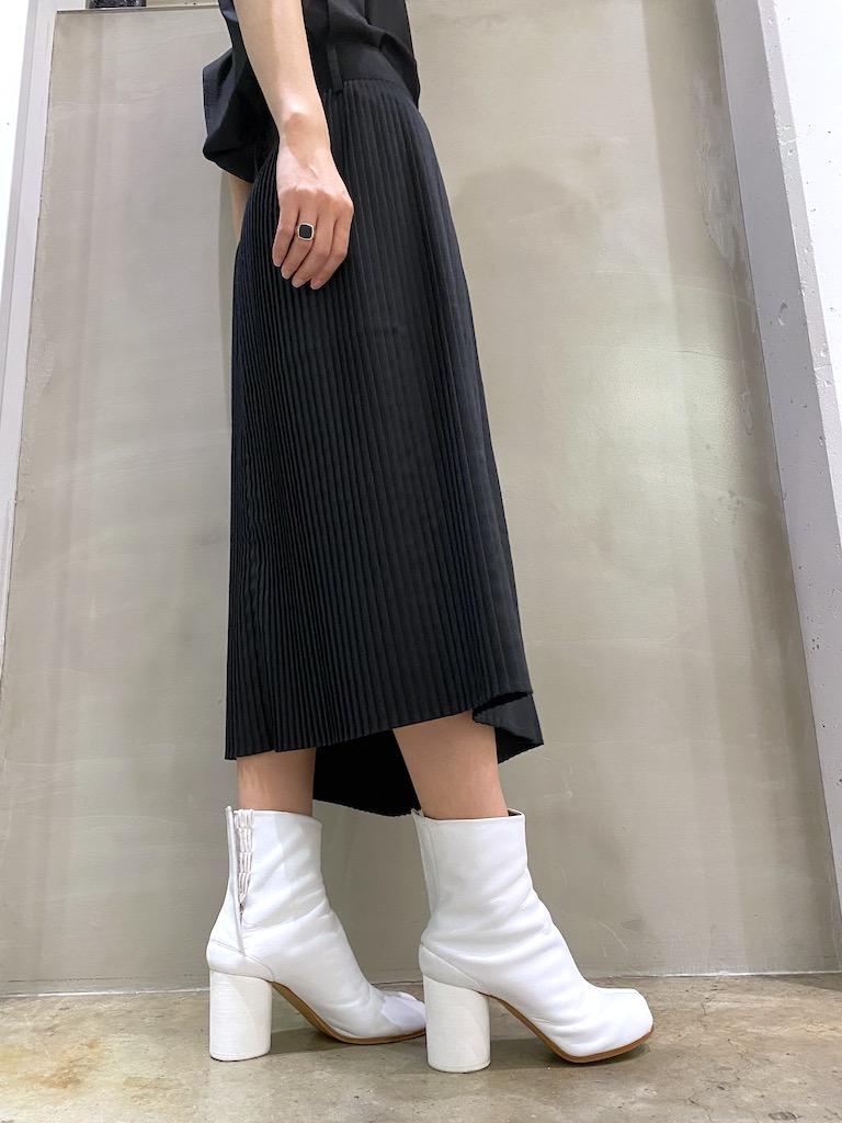 rokh プリーツスカート