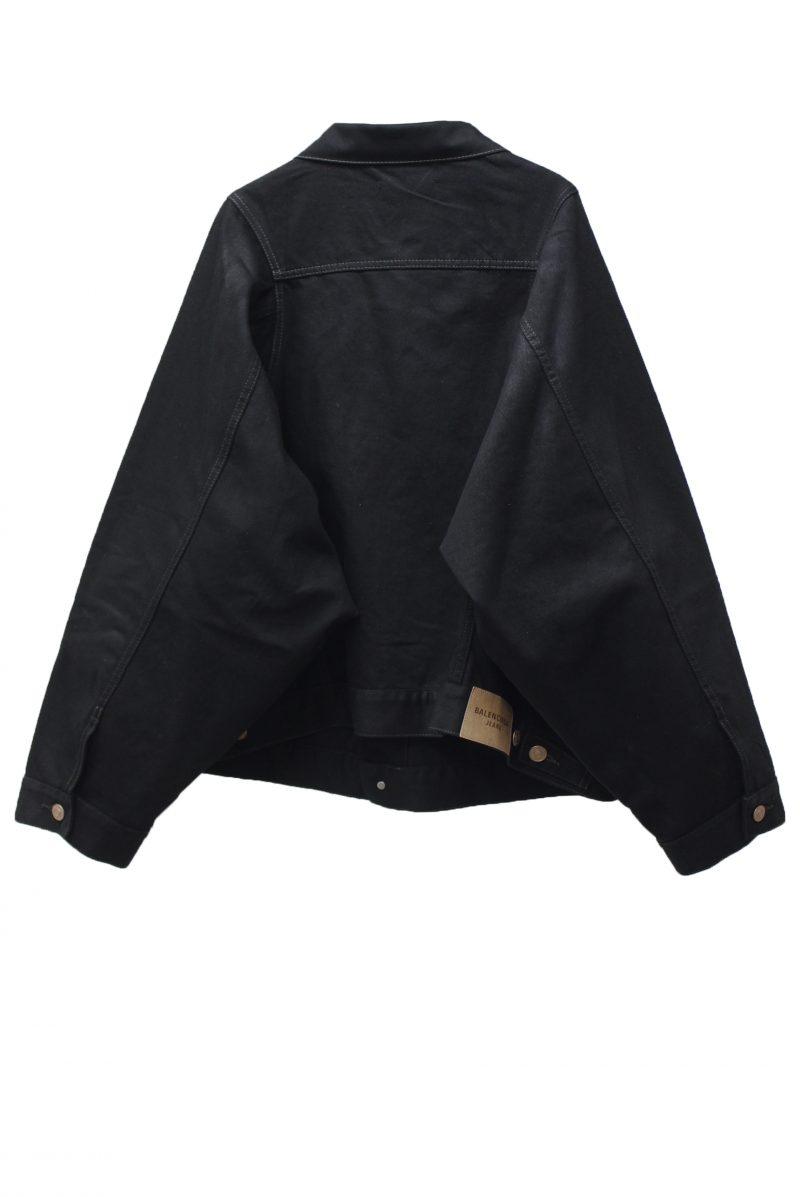 BALENCIAGA Bell Sleeveデニムジャケット【21AW】