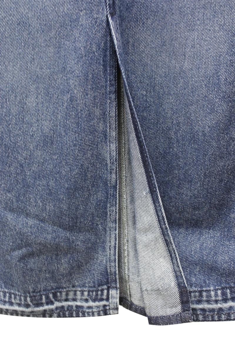ISABEL MARANT ETOILE デニムタイトスカート【21AW】