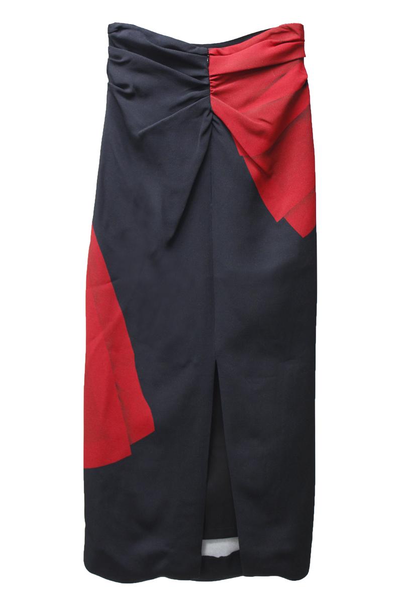 DRIES VAN NOTEN STAN LONGスカート【21AW】