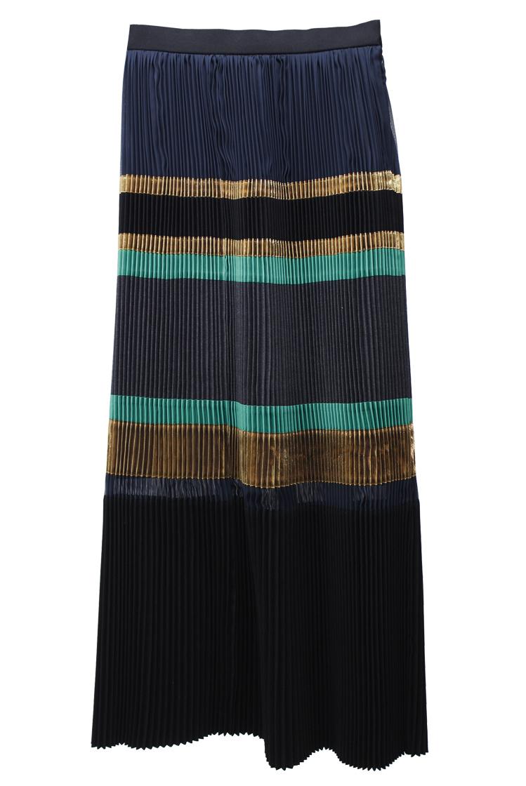 kolor アコーディオンプリーツスカート【21AW】