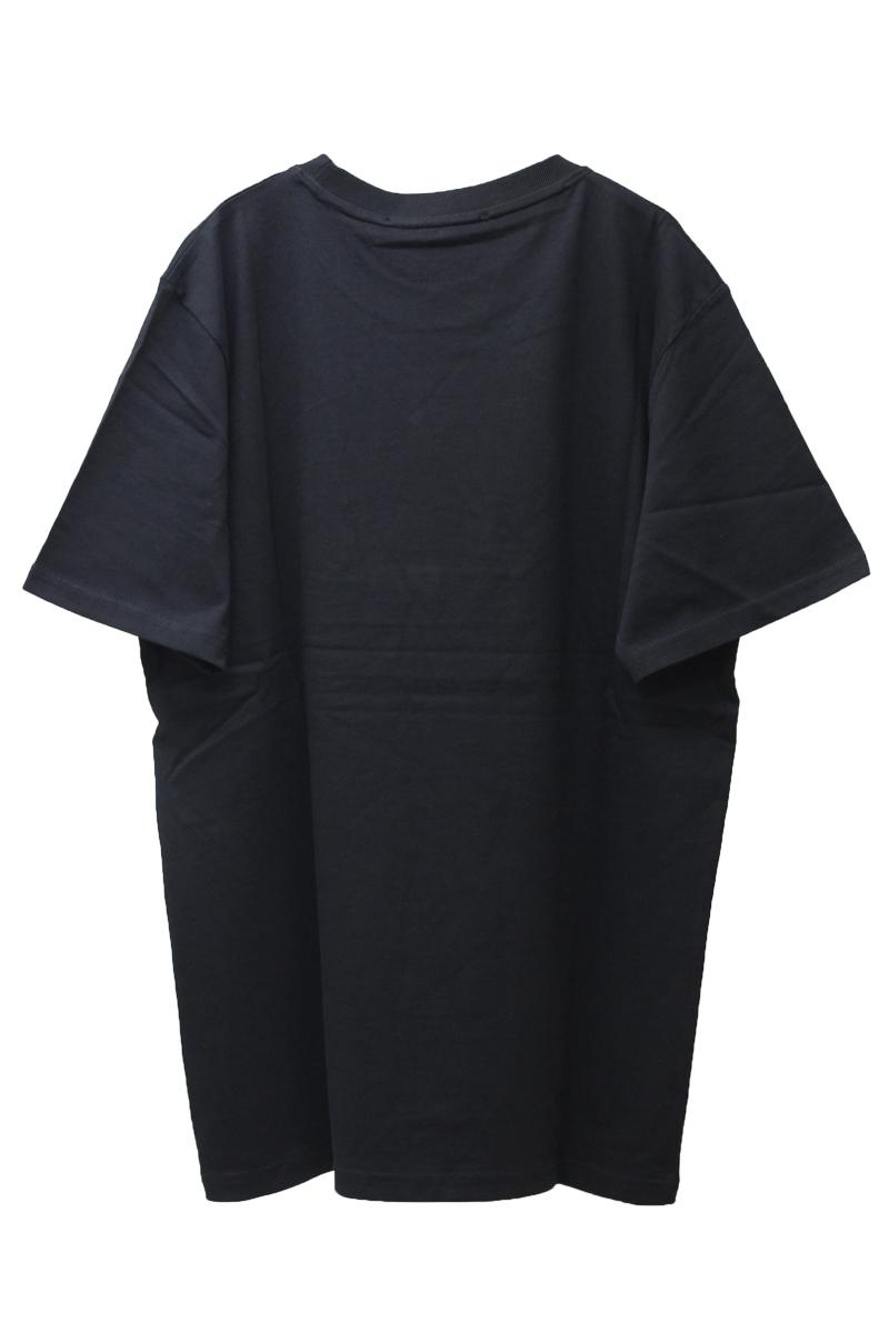 rokh ワッペン付Tシャツ【21AW】